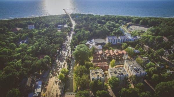 Viesbutis Palangoje_Grand baltic dunes_aplinka